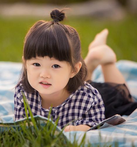 外景萌娃 儿童摄影