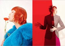 Peter Ash Lee时尚创意商业人像 营造出独特的视觉氛围