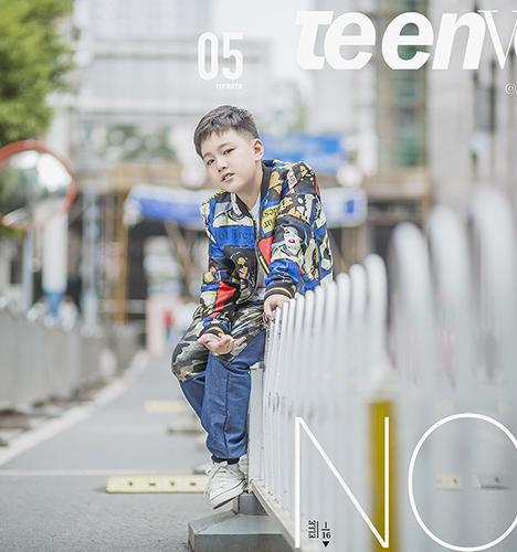 街头男孩 儿童摄影