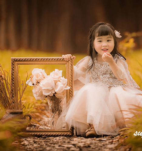 秋浓 儿童摄影