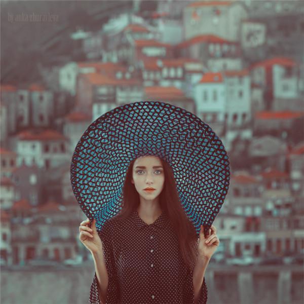 治愈系梦幻少女写真 Anka Zhuravleva唯美摄影