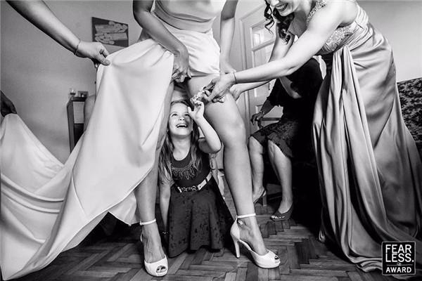 婚礼除了拍漂亮之外,原来还可以拍的这么有趣!