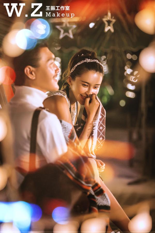 新娘造型样片欣赏