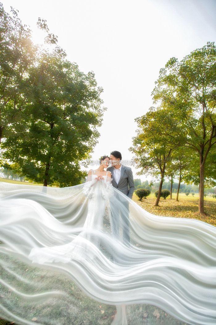小浪漫 婚纱照