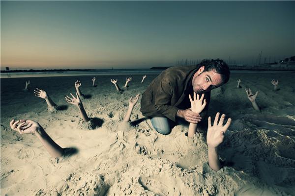 ronen goldman创意摄影作品 超现实梦境