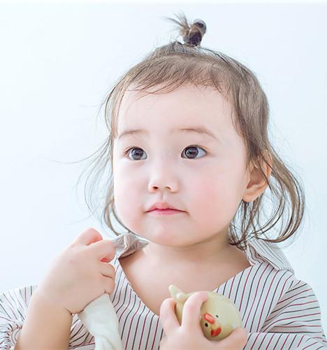 简约自然系 儿童摄影