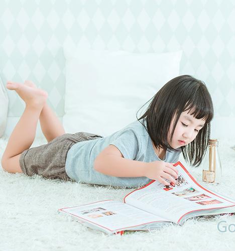 小小的清新 儿童摄影
