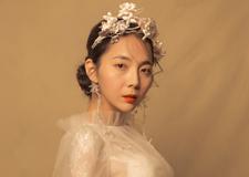 轻复古新娘造型欣赏
