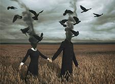 White的世界 诡异莫名的超现实主义摄影