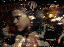 梦幻的情绪摄影作品 Nadia Maria阴郁的人像