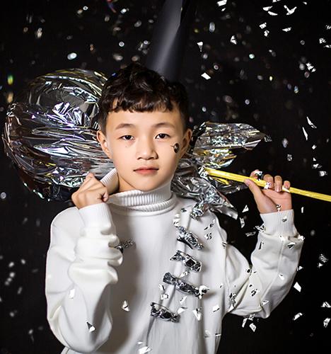 Superstar 儿童摄影