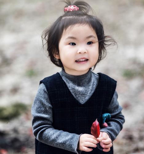 清新宝贝 儿童摄影