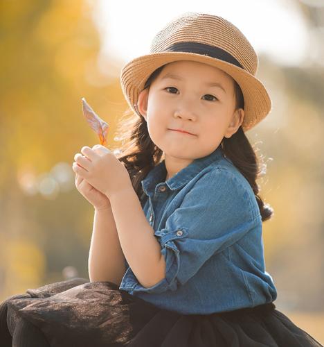 秋之物语 儿童摄影