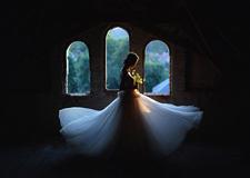 人像摄影教程 在光里发现爱