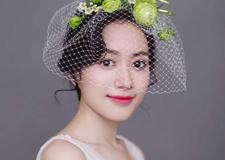 清透氧气时尚新娘造型欣赏