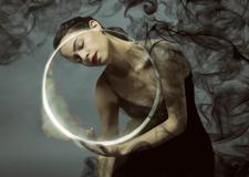 舞蹈与艺术的结合 用快门凝固虚幻的人像