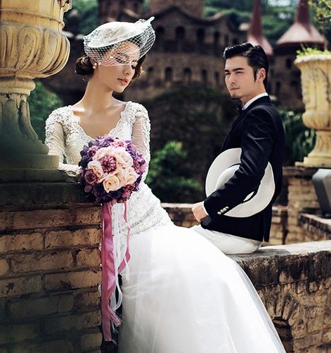 威廉古堡 婚纱照