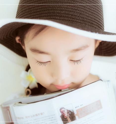 夏日小清新 儿童摄影