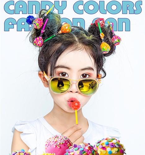 棒棒糖 儿童摄影