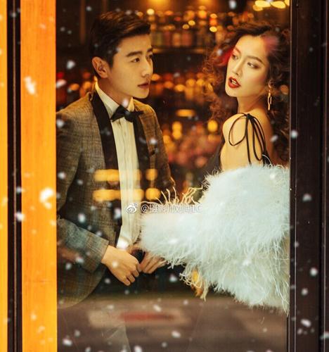 时尚街拍 婚纱照