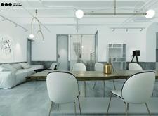 DOT空间设计 寻求更好的空间与视觉体验