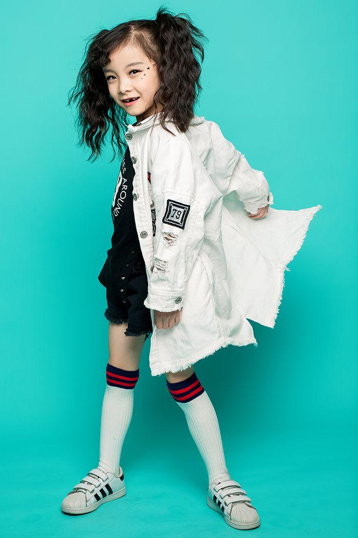简约时尚 儿童摄影