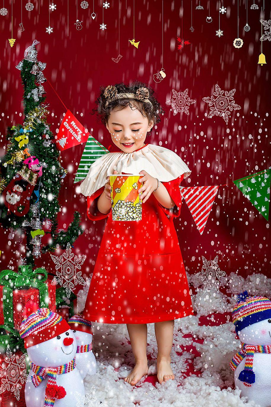 圣诞宝贝 儿童摄影