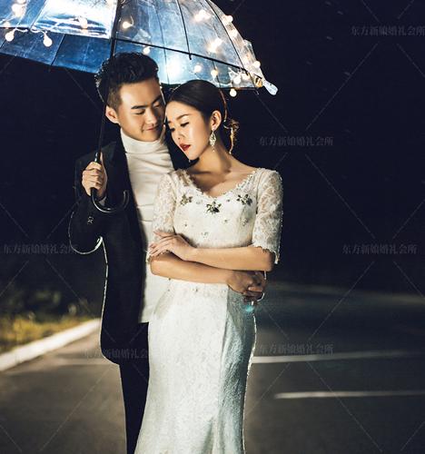 都市热恋 婚纱照