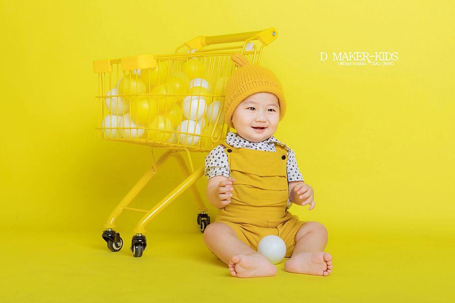 周岁宝宝 儿童摄影
