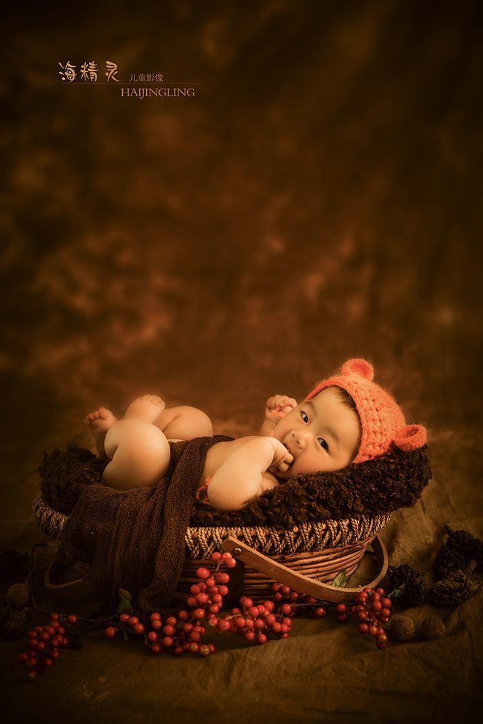 红果果 儿童摄影