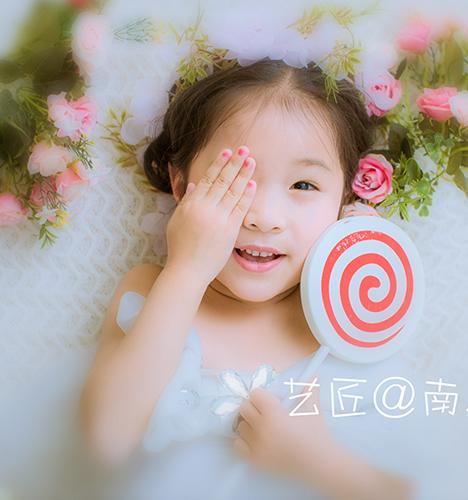 冬日暖阳 儿童摄影