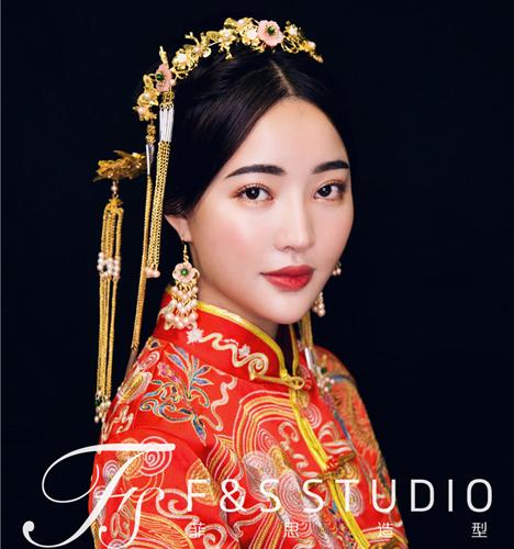典雅端庄中式造型 化妆造型