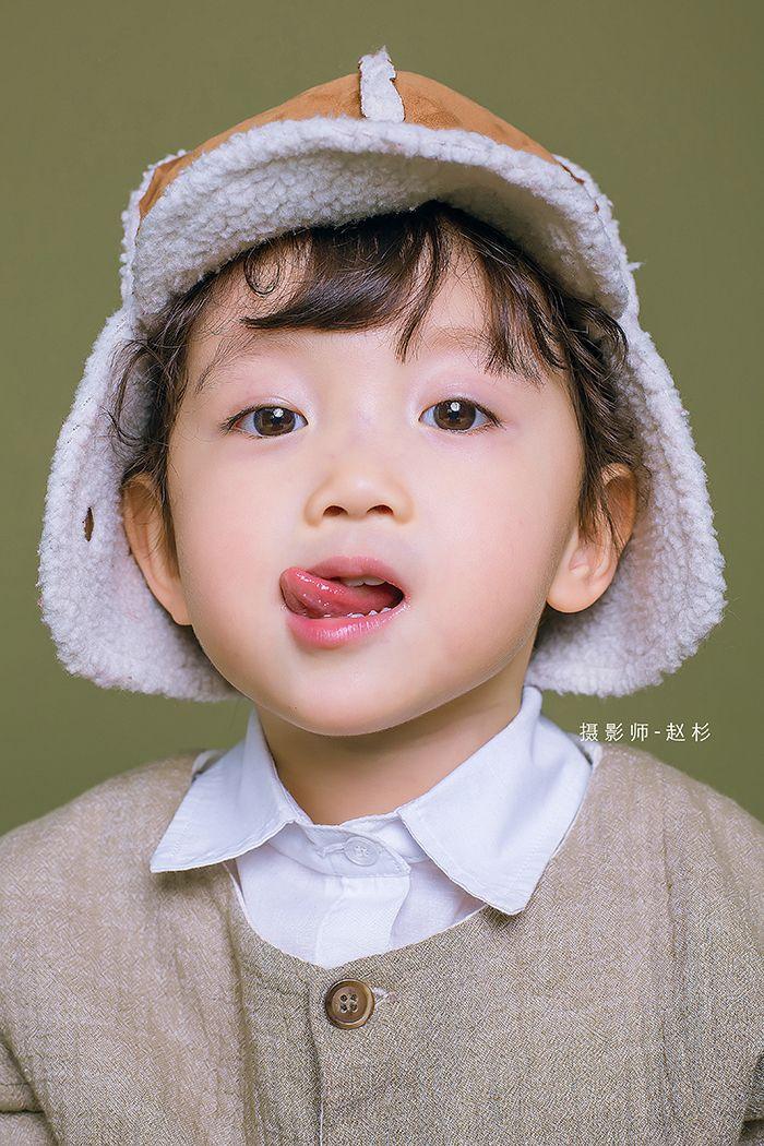 表情秀 儿童摄影
