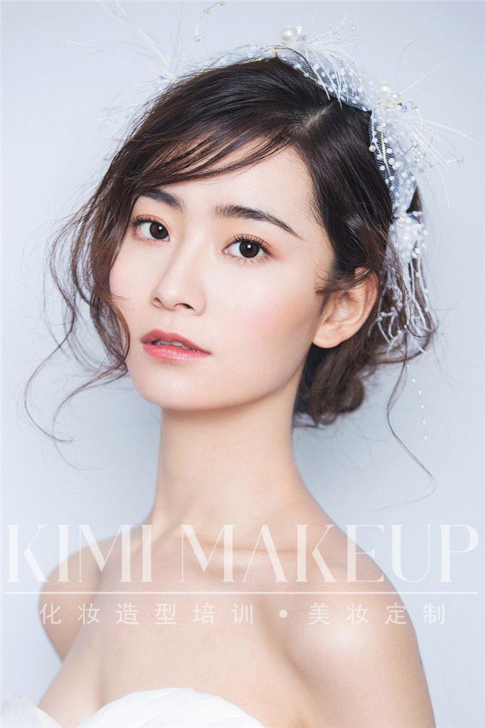 时尚新娘妆发造型_化妆造型_黑光图库_黑光网图片