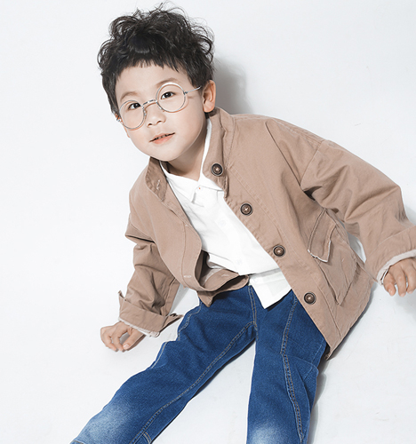 小时尚 儿童摄影