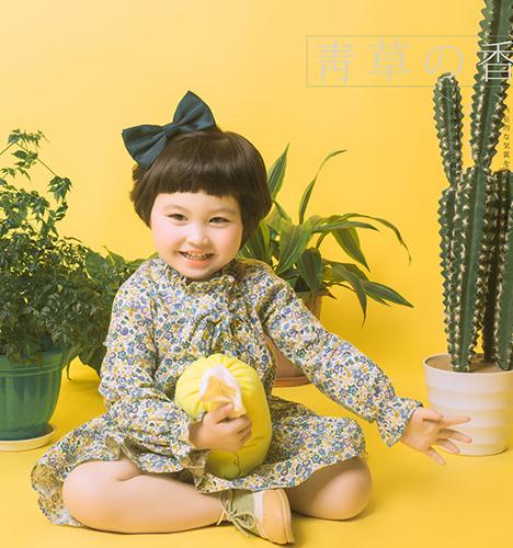 My plant 儿童摄影