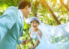 新娘造型欣赏 我的未来全是你