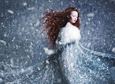 Annie Mitova 将童话铸成现实 超现实艺术摄影欣赏