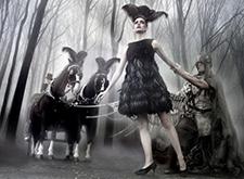 Rebecca Litchfield的奇幻废墟之旅 超现实主义摄影作品欣赏