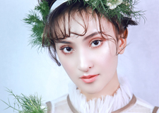 最新影樓資訊新聞-森美的頭飾 打造出宛若娃娃般的甜美新娘