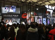 行業名師閃耀全場 唯魅秀上海展會獨領風騷