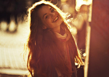 极致光影打造唯美人像 静静讲述光阴的故事