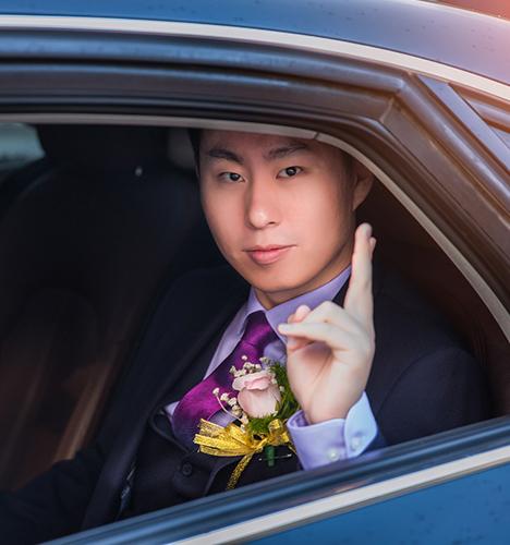 为爱启程 婚礼摄影