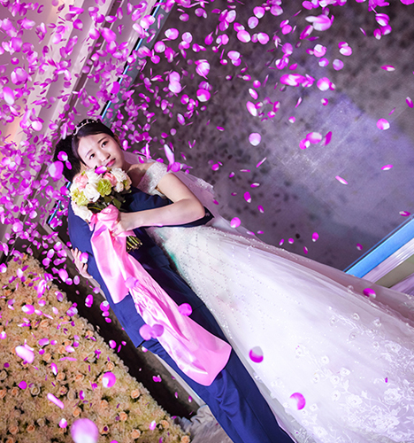 爱情让我们相遇 婚礼摄影
