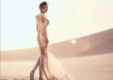去沙漠拍婚纱 外拍婚纱人像摄影教程