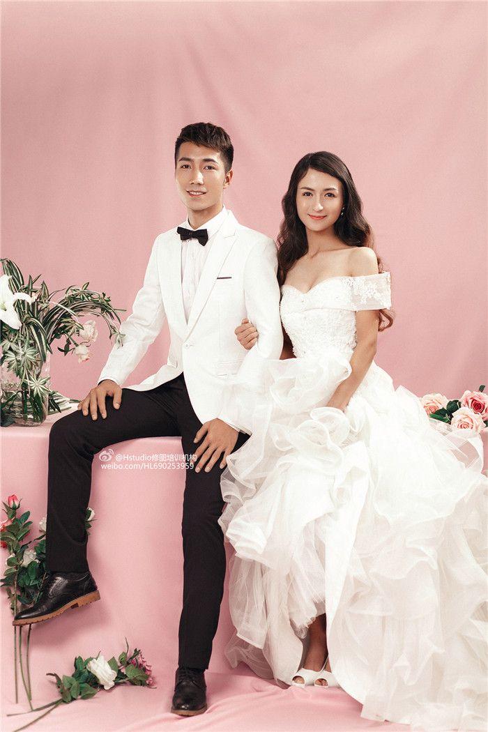 唯美相伴 婚纱照