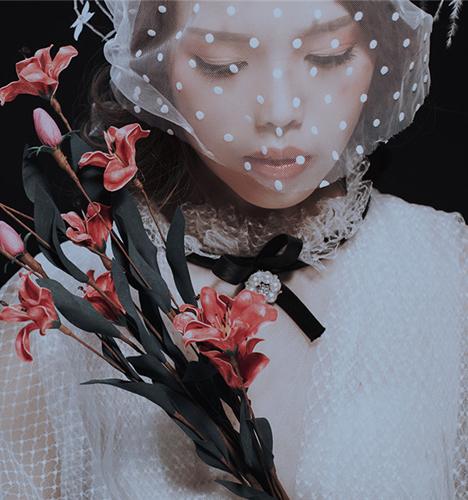 女王妆-冷 化妆造型