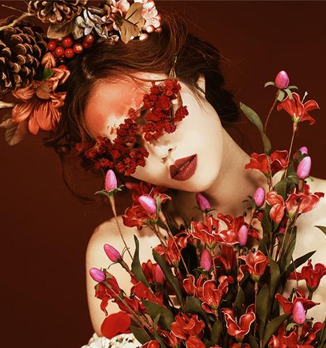 女王妆-妖 化妆造型