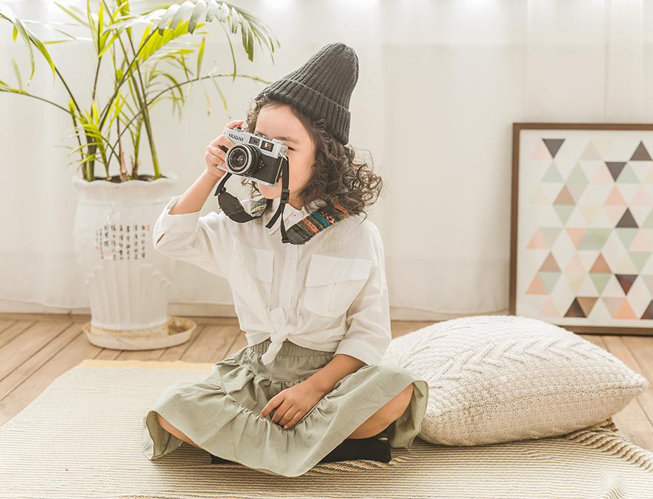 小清新 儿童摄影