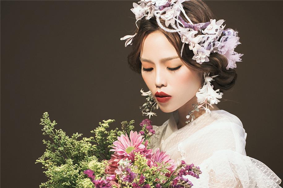女王妆-花容 化妆造型